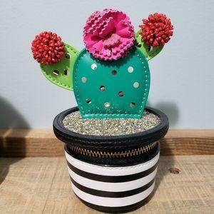 Kate Spade Cactus Coin Purse